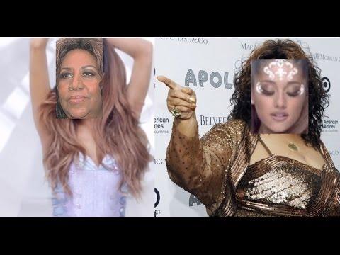 "IF Aretha Franklin hit Ariana Grande's ""Break Free"" Climax (F5-G5)"