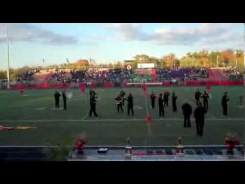 "Roselle Park High School Marching Band, ""This Show Is For The Birds""  10-20-13"