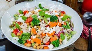 Impasta Salad - Home & Family