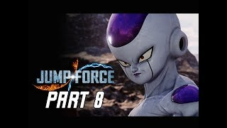 JUMP FORCE Gameplay Walkthrough Part 8 - Level 20+ (Let's Play)