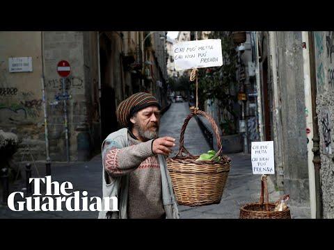 Coronavirus: food baskets