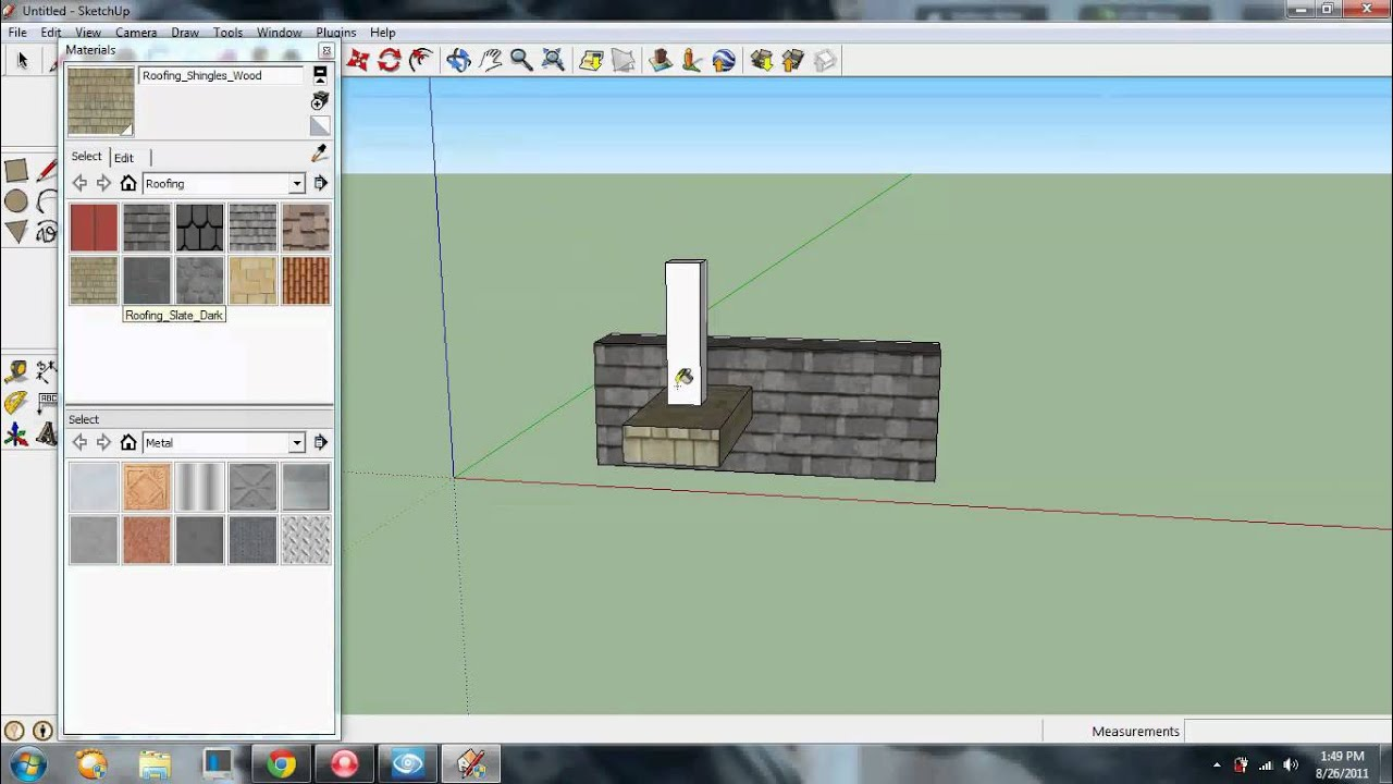 how to export model from google sketchup to cryengine 3. Black Bedroom Furniture Sets. Home Design Ideas