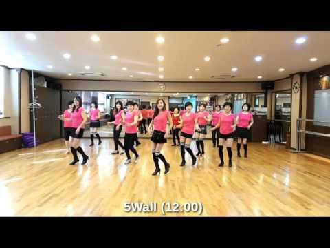 CUPID SHUFFLE Ultra BeginnerLine  Dance