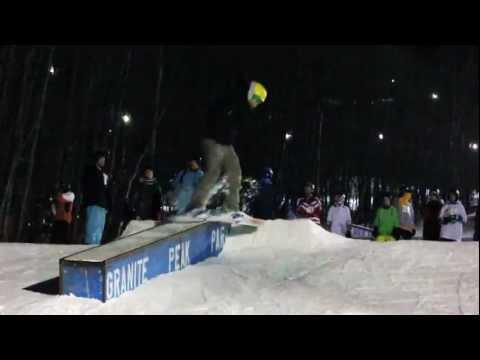 So-Gnar Shred Circuit Recap: Granite Peak, Wisconsin snowboard competition