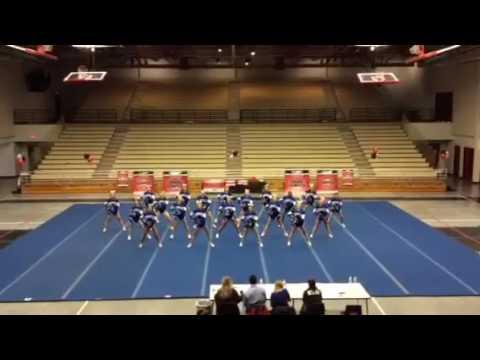 Sapulpa High School Varsity Cheer