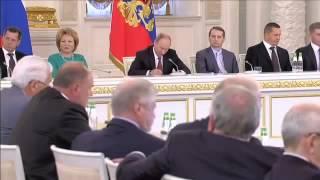 Жириновский на Госсовете о малоэтажке, арендном жилье и ЖКХ