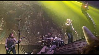 Raise Your Horns - Amon Amarth @ The Joint Las Vegas  9/22/16