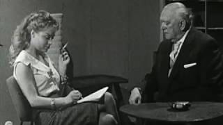 Wie sieht eine Sekretärin aus 1961