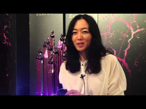 Keiko Mecheri unveils Sedona Blue and Saville Row fragrances at Esxence