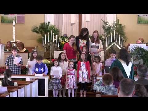 """Every Morning is Easter Morning"" by Richard Avery & Donald Marsh, performed by the Youth Choirs"