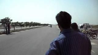 AA-1 ??? Amir Bhai nd Dis race With Held On 13-06-10 From Karachi Sea View