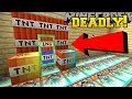 Minecraft: DEADLIEST ROOM IN MINECRAFT CHALLENGE [EPS9] [49]