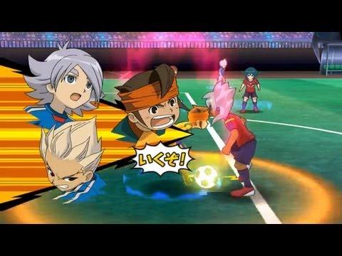 Inazuma Eleven Strikers Wii - Epic Hissatsus (hacks For Dolphin)