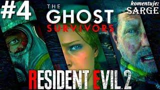 Zagrajmy w Resident Evil 2 Remake PL | Widmowi Ocalali DLC odc. 4 - KONIEC DLC | Bez wyjścia