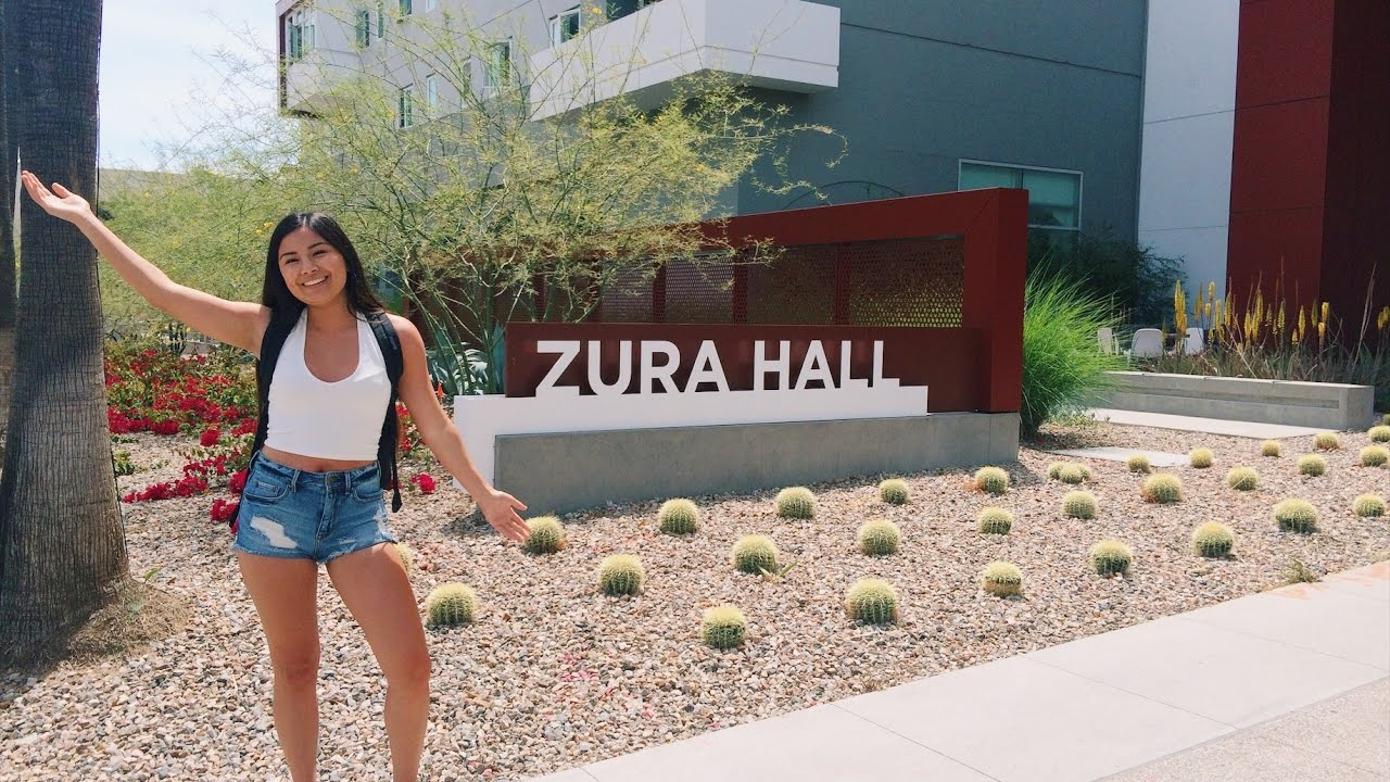Zura Hall Dorm Tour | San Diego State University Part 90