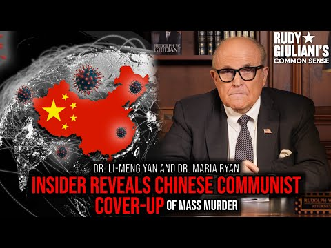 Insider Reveals Chinese Communist Cover-up Of Mass Murder | Dr. Li-Meng YAN and Maria Ryan | Ep. 143
