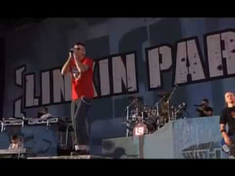 Linkin Park - Breaking THe Habit (LIVE '04 - HQ)