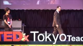 Science & Martial Arts | Dominic Jones | TEDxTokyoTeachers