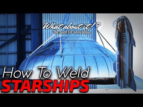 SpaceX Starship Updates – Kennedy Space Center SpaceX & Blue Origin Update