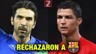 Los 7 Jugadores de Clase Mundial que Rechazaron al Barcelona...