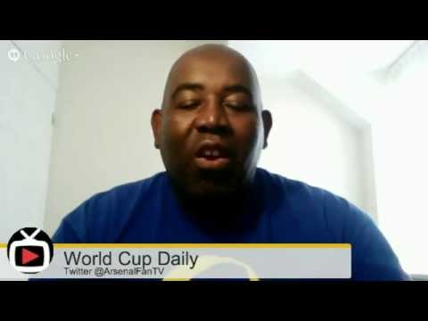 World Cup Daily - It's Krul on Costa Rica, Sanchez To Arsenal Hots Up!!!