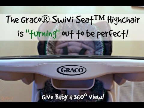 A Look at the Graco Swivi Seat Highchair