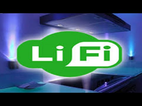 Li-Fi is 100 times Faster than Wi-Fi Technology: Real-World Tests Prove