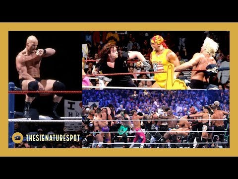 Best Royal Rumble Moments of All-Time