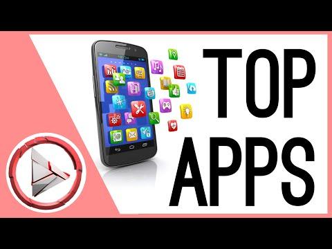 Die TOP 20 der besten Apps für Android 2014