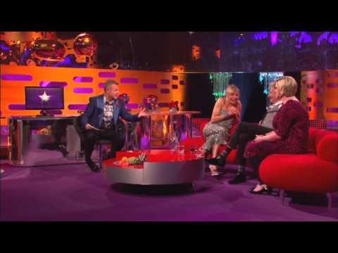 Rod Stewart on Graham Norton Show 09 - nov - 2012
