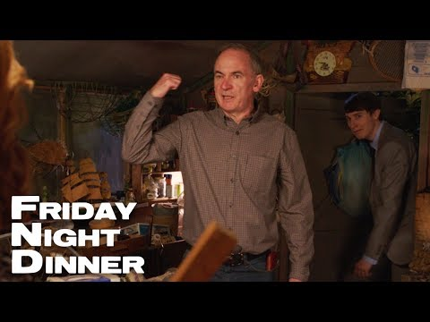 Where's My Meat? | Friday Night Dinner