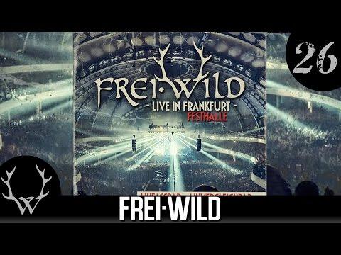 Frei.Wild - Weil du mich nur verarscht hast 'Live in Frankfurt' Album | CD4
