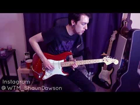 Shaun Dawson Blues 1-5