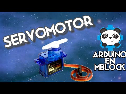 Arduino en mBlock 3: Servomotor