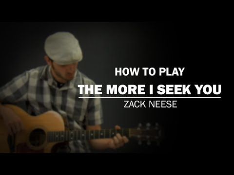 The More I Seek You chords by Kari Jobe - Worship Chords
