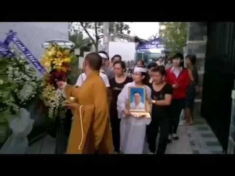 Đám tang anh NGUYỄN THANH GIANG (em trai anh THANH) - 24/03/2015