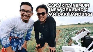 CARA KITA NEMUIN NEW ZEALAND 4 JAM DARI BANDUNG | #MasArindJurnal Episode 117