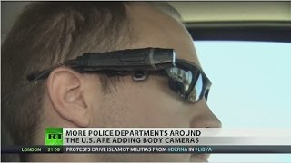 Police body cameras in full effect