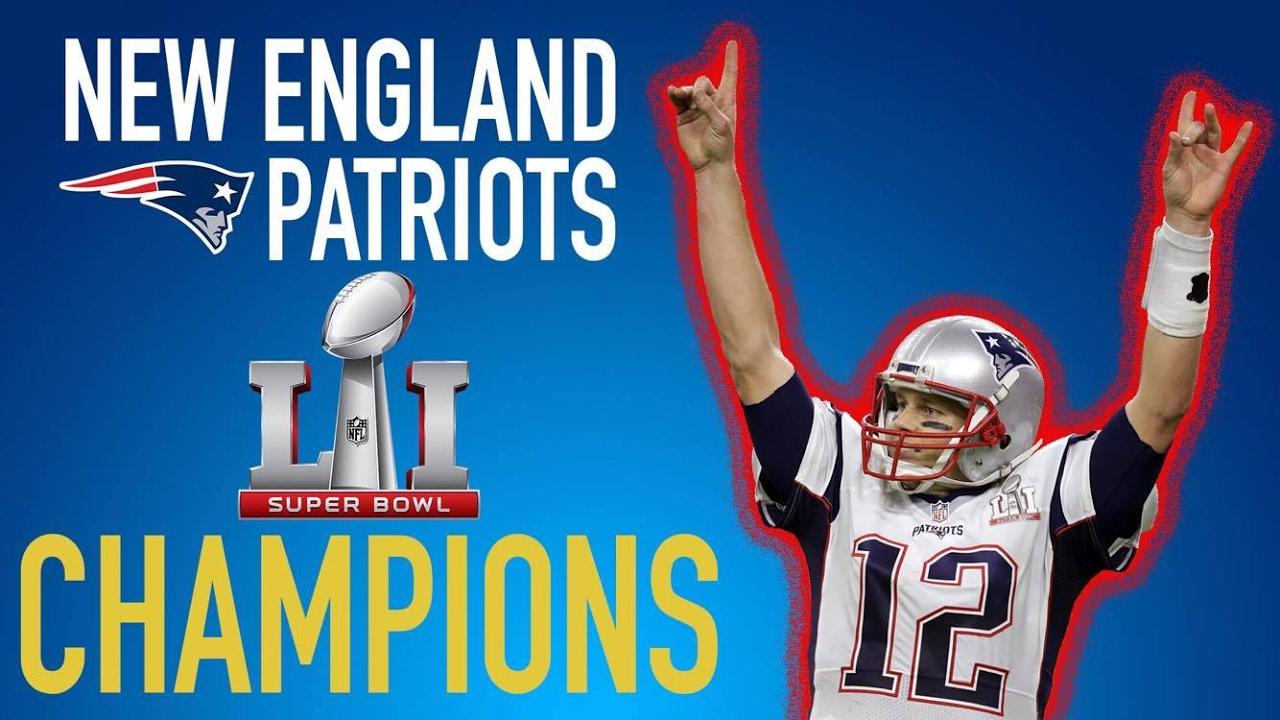 Image result for New England Patriots Champ