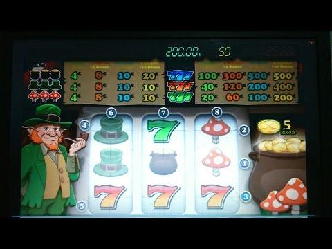 Video Spielautomaten in bar aufstellen