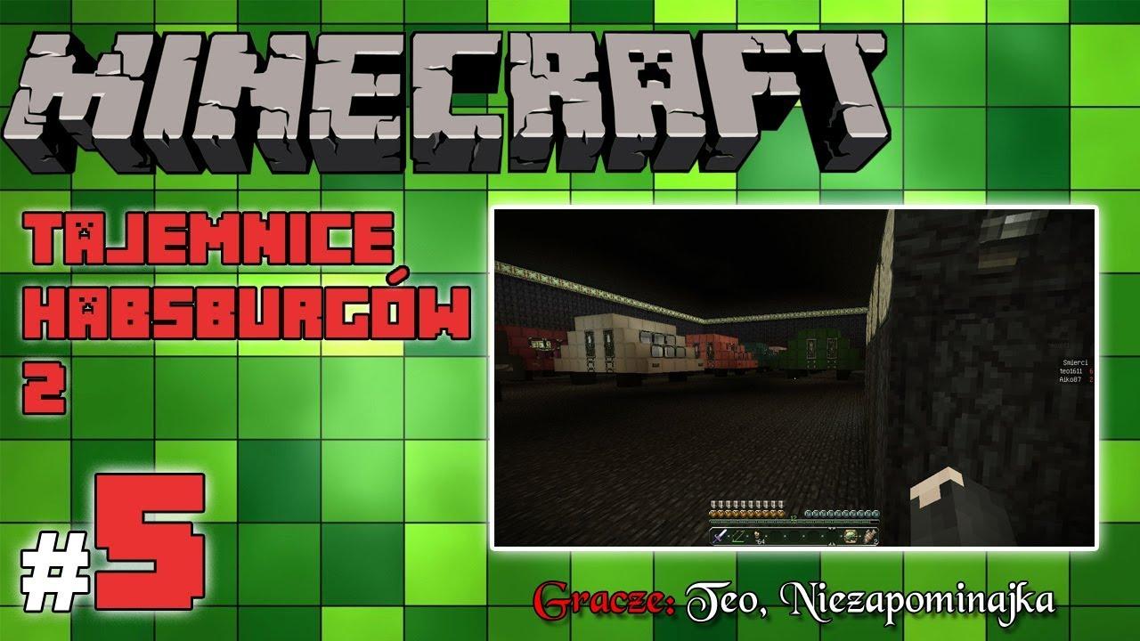 """Minecraft Escape: Tajemnice Habsburgów 2 z Teo! [5/10] – """"Wieżowiec i zagadki"""""""
