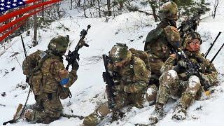 ロシアからバルト諸国を守れ!NATO軍の雪中軍事演習 - Protect Baltic Countries from Russia! NATO's Military Exercise in Snow