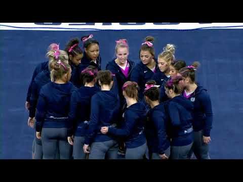 College Gymnastics - 2017-01-13 - Utah State vs NC State & Bowling Green