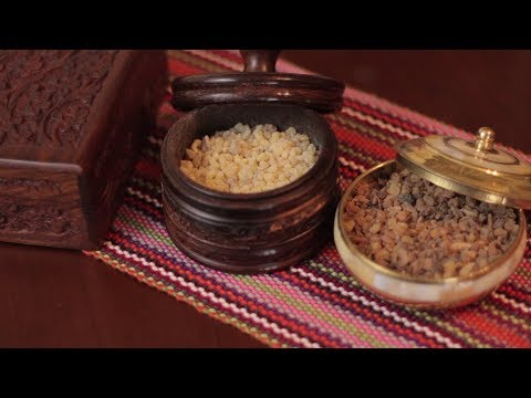 Gold, Frankincense and Myrrh: Gifts of the Wise Men