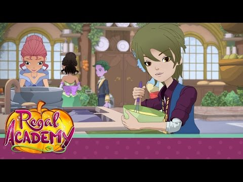 Regal Academy | Ep. 9 - Attack of the Shortbread Witch (Clip)