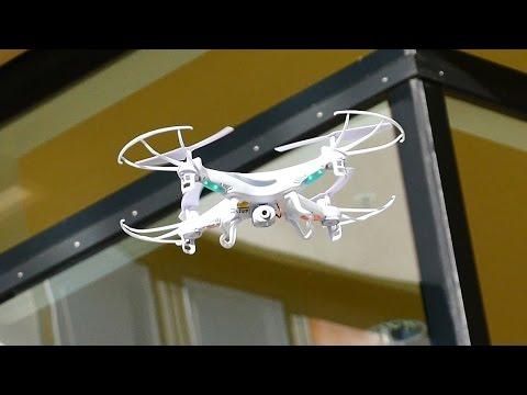 Syma X5C im Praxis-Test: So viel Spaß macht der Billig-Drohnen-Bestseller von Amazon | CHIP