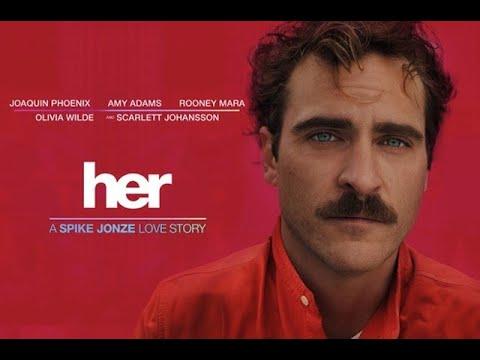 HER - Tráiler #1 Subtitulado películas sobre distanciamiento social