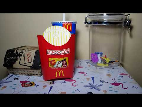 Mcdonalds Monopoly! INSTANT WIN!