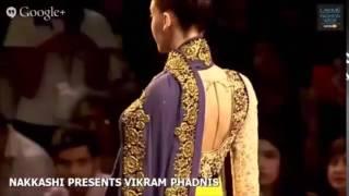 Lakme Fashion Week Designer Dresses Designed  By Famous Designer  VIKRAM PHADNIS