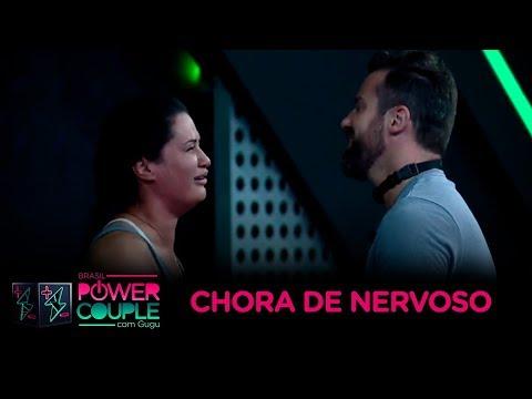 Letícia Chora De Nervoso No Fim Da Prova Das Mulheres